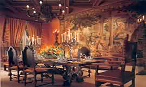 17th Century Verdue Tapestry
