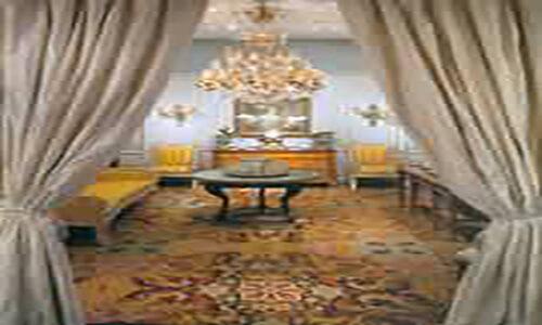 Antique Axminester Carpet