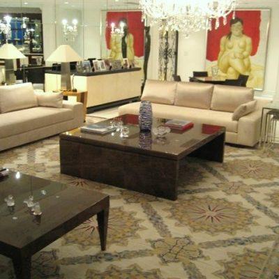 Aqaulina Hotel Miami - Penthouse MASTOUR Savonnerie Rug