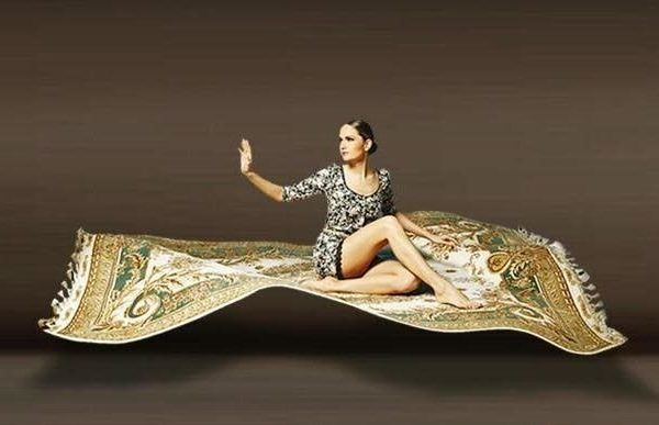 Flying carpet - MASTOUR
