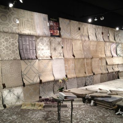 New York Showroom - modern couture collection