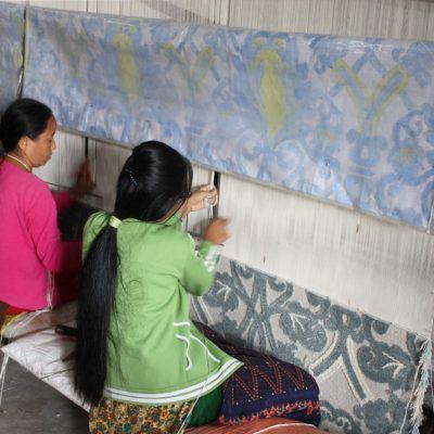 Tibetan # PO 1478 On Loom