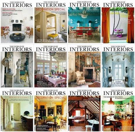 World Of Interior Magazine